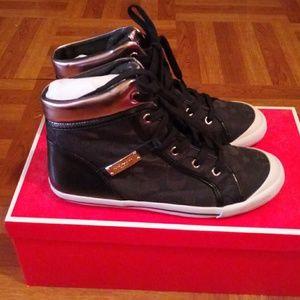 Coach Shoes - Coach Fressia Sneaker